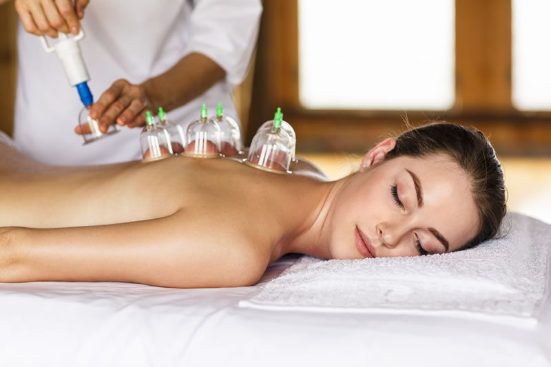 Body Cupping Massage